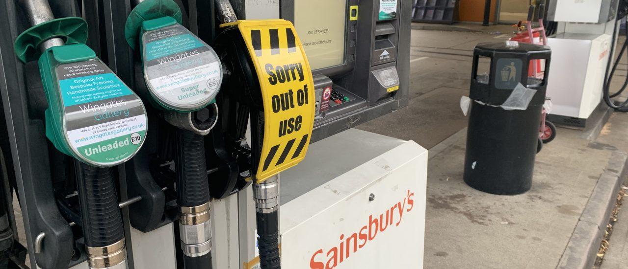 Temporary  UK Visas for HGV (fuel) Drivers